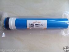 RO Membrane MAX-PURE MAX-TFC-75 GPD Water Purifier Filter Membrane  1Pc