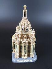 Dresden Frauenkirche Souvenir Poly Modell Polyresin Germany,11 cm,super schön