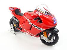 Ducati Desmosedici Casey Stoner Alice Motorrad Modell motorcycle model No.27