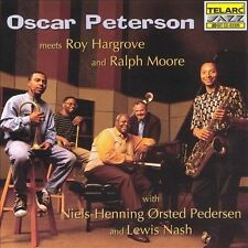 Oscar Peterson Meets Roy Hargrove and Ralph Moore, New Music