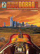 Fretboard Roadmaps DOBRO Guitar Music Book CD Learn TAB