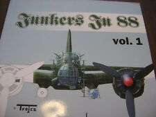 Junkers Ju 88 vol.1 - 112 pgs 1st Edition 2001 Printed in Poland
