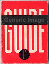 1960's VOIGTLANDER VITO Fotocamera gamma focale Guide. per ulteriori istruzioni libri elencati
