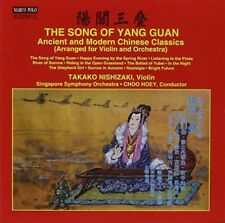 The Song of Yang Guan: Ancient and Modern Chinese Class (CD, Jul-2015, Marco...