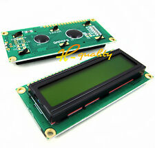 1602 16x2 HD44780 Character LCD Display Module Yellow backlight GOOD QUALITY