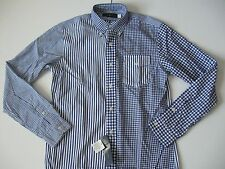 POLO RALPH LAUREN Men's 100% Cotton Patchwork Poplin Shirt S