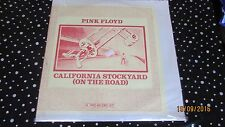 "PINK FLOYD California Stockyard On The Road Double 12"" LP (5/6/77) SEALED PF400"