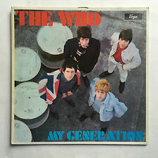 THE WHO - MY GENERATION * LP VINYL * FREE P&P UK * VIRGIN V2179 *