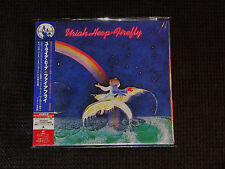 Uriah Heep Firefly 2006 BMG/Japan Mini LP Authentic CD 24 Bit Lucifer's Friend