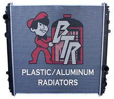BHT25323 CORANADO Freightliner Classic FLD  Aluminum / Plastic Tank Radiator