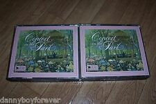 Concert In The Park NM 5 CD Box Set Reader's Digest with a 48-page booklet