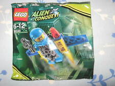 Lego 30141 Alien Conquest Jetpack. New in sealed packet.