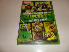 DVD  Teenage Mutant Ninja Turtles - Mutagen Chaos