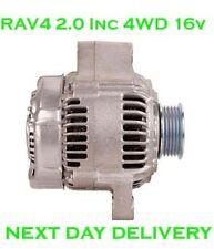 Toyota Rav4 2.0 4wd Inc 16v 1994 1995 1996 1997 1998 y 2000 Gt Nuevo rmfd Alternador