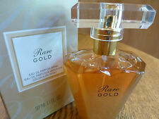 Avon RARE GOLD Perfume Eau De Parfum Spray~~FREE SHIPPING~~NEW IN BOX~~FRESH