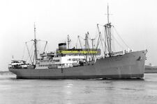 mc2301 - Swedish Cargo Ship - Paraguay , built 1947 - photo 6x4