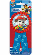 Paw Patrol Confetti Award Ribbon Badge Party Favor Loot Bag Filler Prize Toy