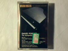 DAVID FOSTER The symphony sessions mc GERMANY LEE RITENOUR COME NUOVA LIKE NEW!!