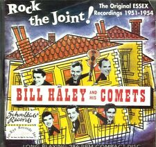 BILL HALEY & HIS COMETS Rock The Joint! CD SEALED PROMO ESSEX ROCK N' ROLL