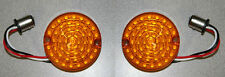 NEW! 1964-1966 Mustang LED Parking Lights PAIR Both left and right side L.E.D.