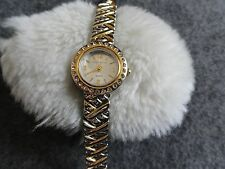 Jaclyn Smith Quartz Ladies Watch with a Pretty Band