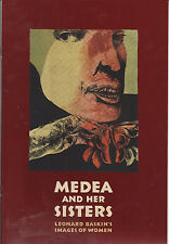 Leonard Baskin Medea and her Sisters  Images of Women Rosamond Purcell catalogue