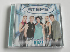 Steps - Buzz ( CD Album ) Used Very Good