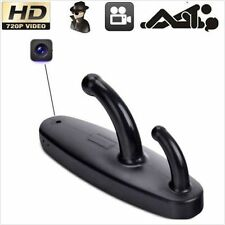 USA Cloth Hook Hanger Spy Camera CAM Motion Detection Hidden DVR Video Recorder