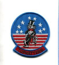 VF-14 TOPHATTERS US NAVY GRUMMAN F-14 TOMCAT Squadron Shoulder Jacket Patch