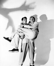 Dean Martin and Jerry Lewis UNSIGNED photo - H4519 - Scared Stiff