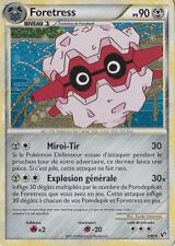 Foretress Holo - HS : Indomptable - 3/90 -Carte Pokemon Neuve France