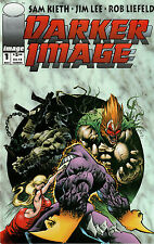 Darker Image #1 - Image Comics.    #02  DARK1