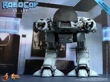 1/6 Scale HOT TOYS ROBOCOP ED-209 with Sound Effect 1/6 MMS204 Action figure