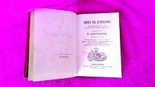 ORIGEN DEL LUTERANISMO, LUTERO Y CALVINO, P. SCHEFFMACHER 1845