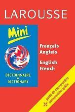 Larousse Mini Dictionary: French-EnglishEnglish-French (Larousse Bilingual Dicti