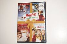 Holiday Collector's Set, Vol. 15 (DVD, 2012) 4 Movies Brand-new