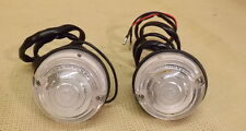 CLASSIC MINI FRONT INDICATORS PAIR 1986-1996 COMPLETE UNIT LESS BULB  MFL-CIN