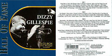 DIZZY GILLESPIE - The Best of - 5 Cd Box - complete collection Jazz - Cd Jazz