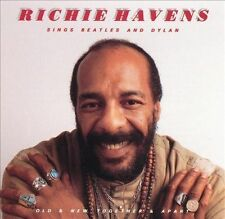 Richie Havens Sings The Beatles And Dylan CD RYKO 1987 Original Jewel Case