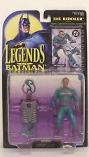 Legends of Batman The Riddler with Firing Question Mark Launcher
