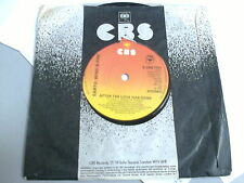 """EARTH, WIND & FIRE - AFTER THE LOVE HAS GONE - 7"""" SINGLE"""