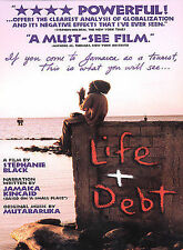 Life and Debt (DVD, 2003) *FREE SHIPPING*