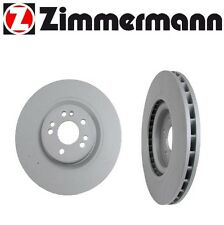 Mercedes W163 ML430 ML500 ML55 AMG Zimmermann Front Disc Brake Rotor