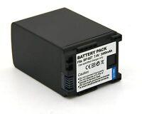 Battery for BP-827 Canon VIXIA HF S10 S100 S11 S20 S200 S21 S30 XA10 M32 M41 M43