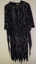 California Costume Collections Howling Horror Child L Large Black White Zombie
