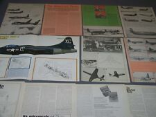 VINTAGE..VOUGHT F6U-1 PIRATE..STORY/HISTORY/PHOTOS/PEOFILE...RARE! (960C)