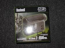 Bushnell The Truth ARC 4x20mm Bowhunting Laser Rangefinder w/Clear Shot - 202442