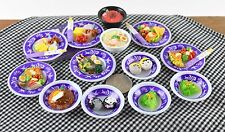 Oriental Meal Miniature Food New Dollhouse Accessories Barbie Doll 1:6 Scale