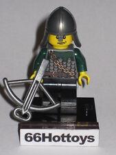 LEGO Kingdoms 7947 Archer Minifigure New