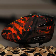 NEW Dye Rotor Electronic Paintball Hopper Loader - Trinity Orange